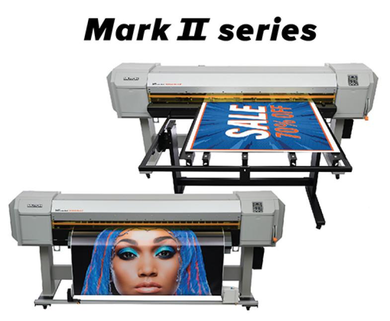 Mutoh EMEA Release Mark II Series UV LED Printers