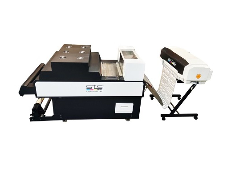 Mutoh Europe & STS Join Forces for DTF Project