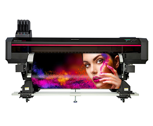 Mutoh EMEA launch feed & take-up system for XpertJet printers