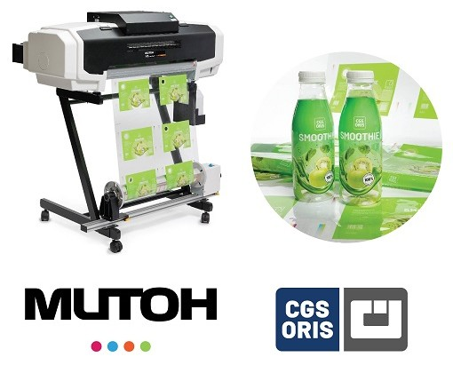 Mutoh EMEA & CGS ORIS Join Forces