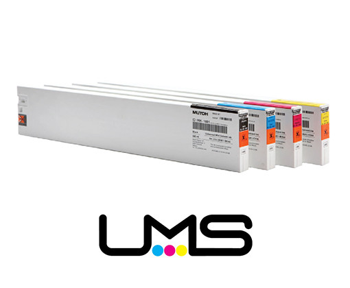 UMS Mild Solvent-inkten