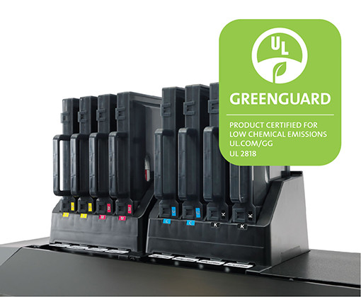 Mutoh MS41 Inks Obtain GREENGUARD Gold Certification