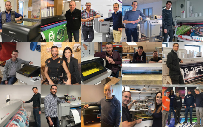 Get inspired by Mutoh users