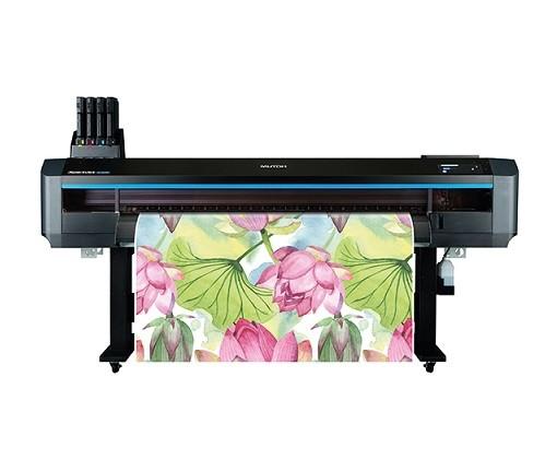 Mutoh EMEA presenta la XPJ-1642WR Stampante a getto d'inchiostro base acqua di nuova generazione