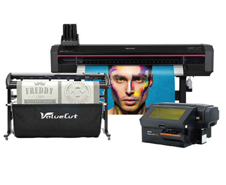 Mutoh to Display NEW XpertJet Product Lineup at Fespa 2020