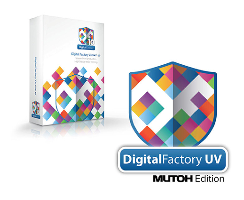 Mutoh Europe Announces Dedicated RIP Solution for its UV LED Direct To Object Flatbed Printers