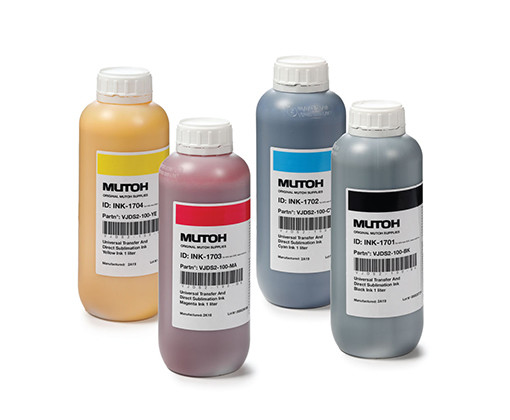 DS2 Series Dye Sublimation Inks