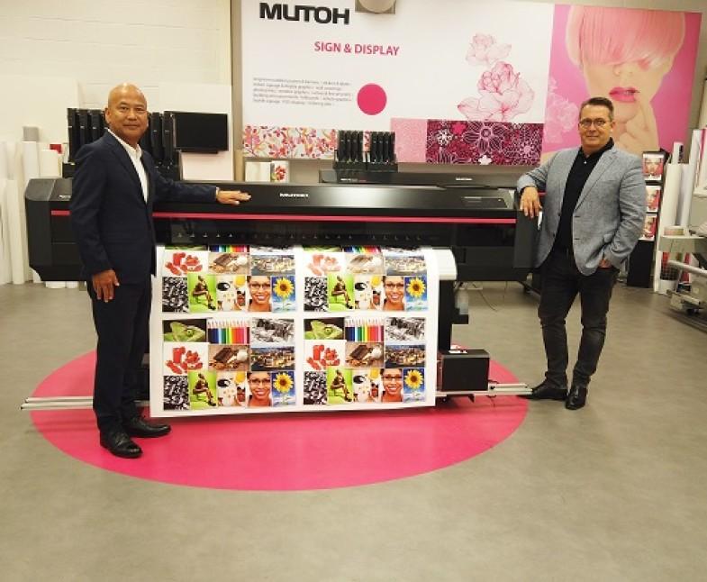 Frank Schenk wird General Manager Sales, EMEA, bei Mutoh